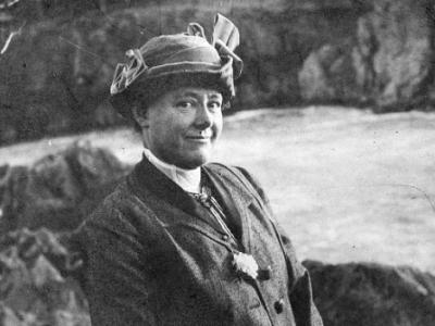 image of Mary Vaux Walcott