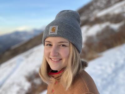 photo of Maddy Bursell
